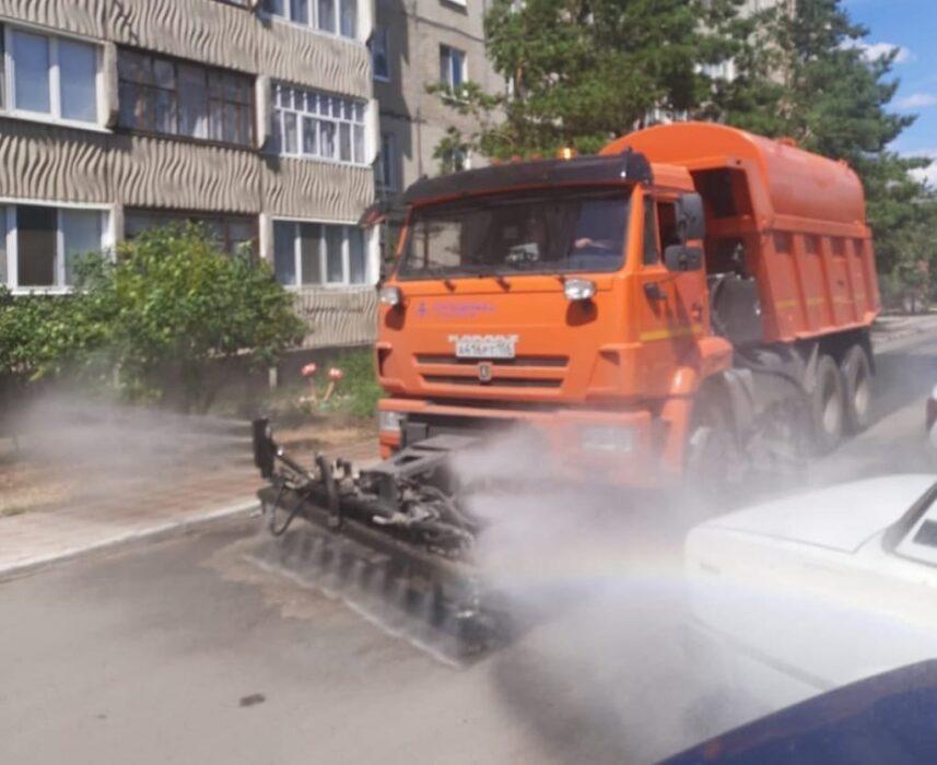 Власти Гая обратились к Денису Паслеру с просьбой профинансировать дезинфекцию улиц