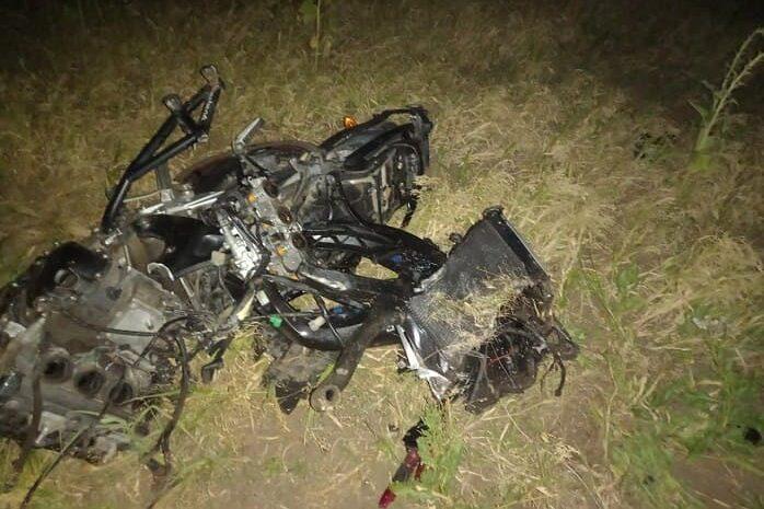 В Сорочинске разбился молодой мотоциклист