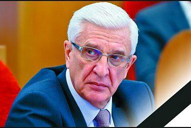 На 74-м году жизни скончался бывший председатель счетной палаты Оренбургской области Борис Погорелов