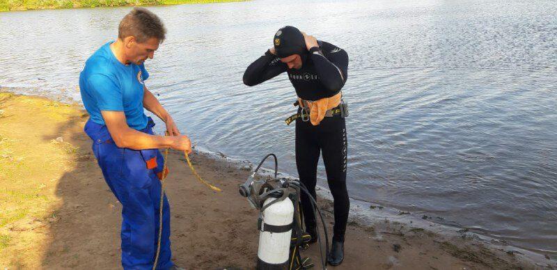 В Илекском районе утонул мужчина