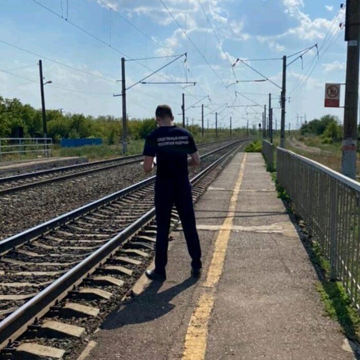 В Оренбуржье поезд насмерть сбил пожилую женщину