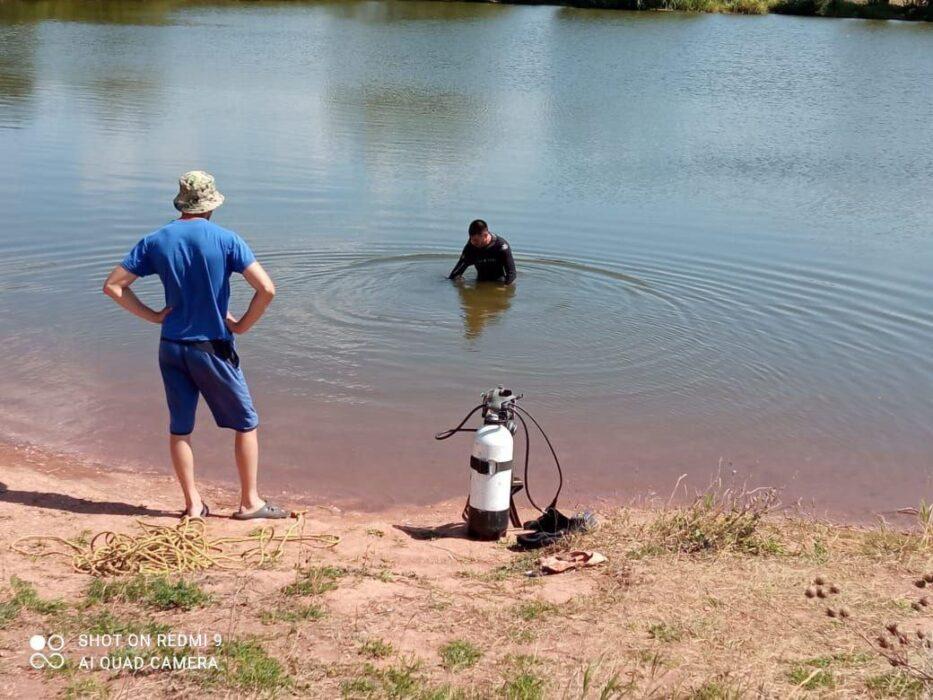 В Оренбуржье водолазы обнаружили тело утонувшей женщины
