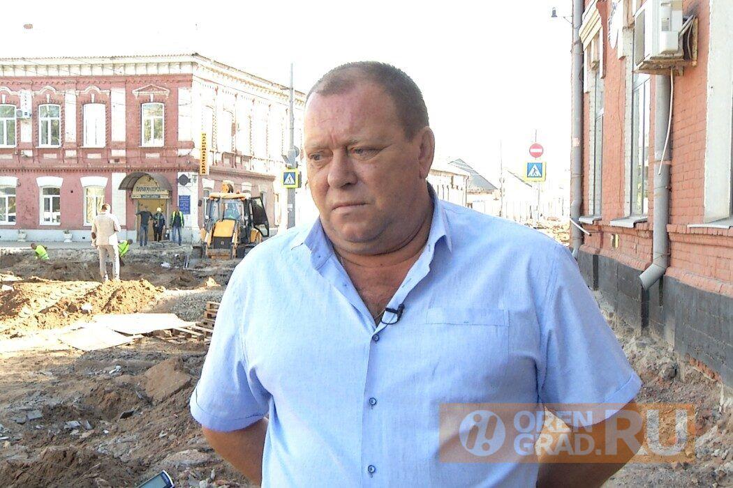 В администрации Оренбурга прокомментировали ремонт параллельных улиц Володарского и Постникова