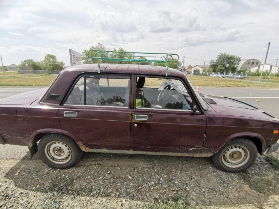 В Беляевском районе водитель сбил пенсионерку на велосипеде