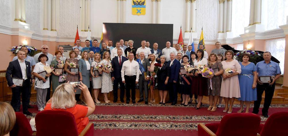 Сотрудник «Росводоканал Оренбург» Виктор Гула стал «Человеком года»