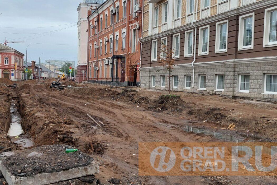 Правительство Оренбургской области отчиталось о 80% готовности дорог в рамках национального проекта