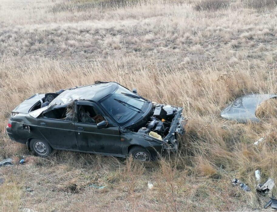 В Гайском городском округе пьяная женщина попала в аварию