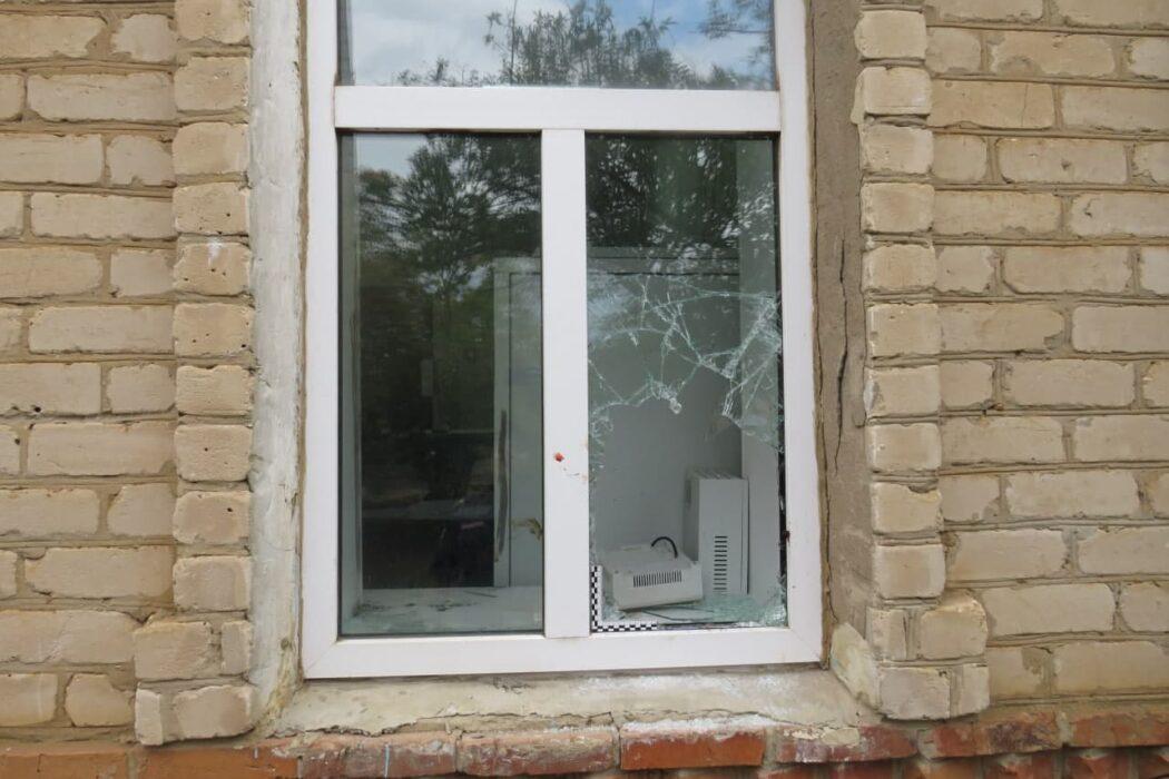 В Первомайском районе рецидивист пытался ограбить сельский банк