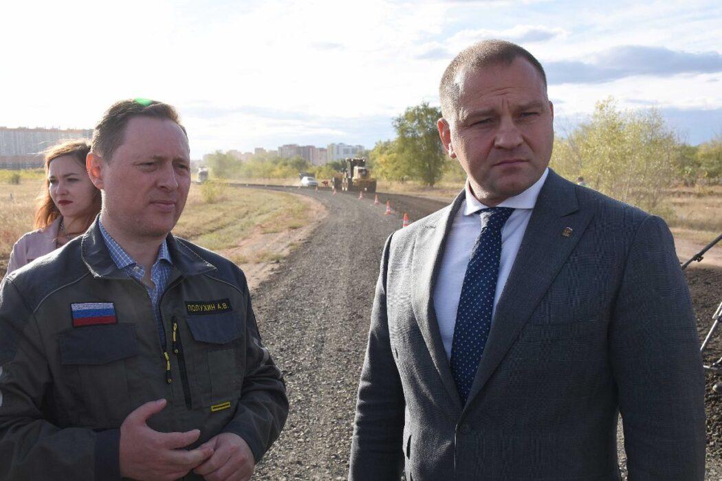 С 20 сентября улицу Автодромную Оренбурга закроют на ремонт