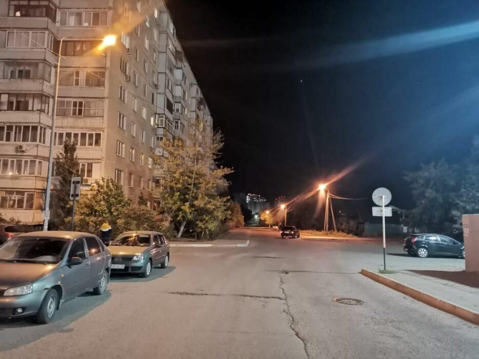 В Оренбурге на улице Кима в ДТП пострадал 11-летний велосипедист