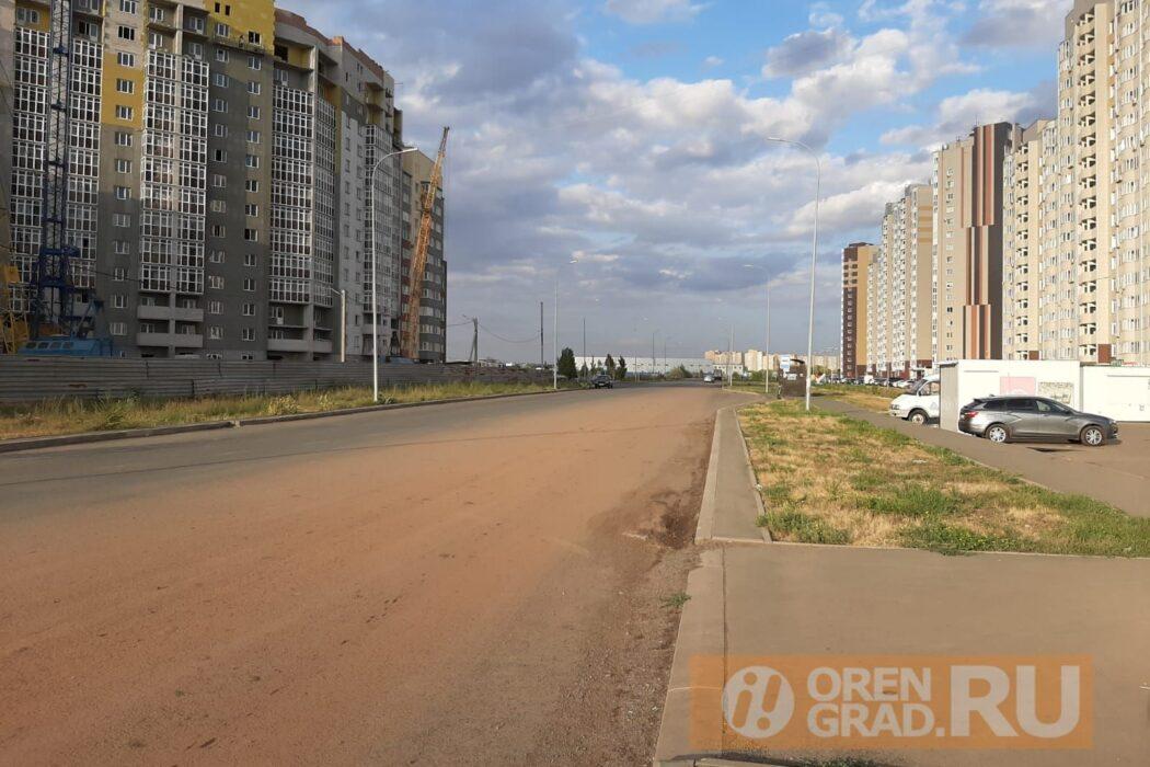 Дублер улицы Чкалова в Оренбурге хотят построить за 3 года