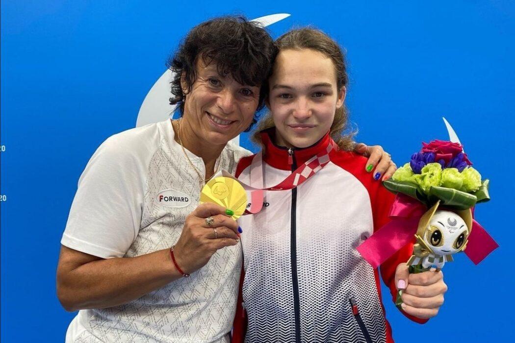 Оренбургская пловчиха Виктория Ищиулова получила третью медаль на Паралимпиаде в Токио