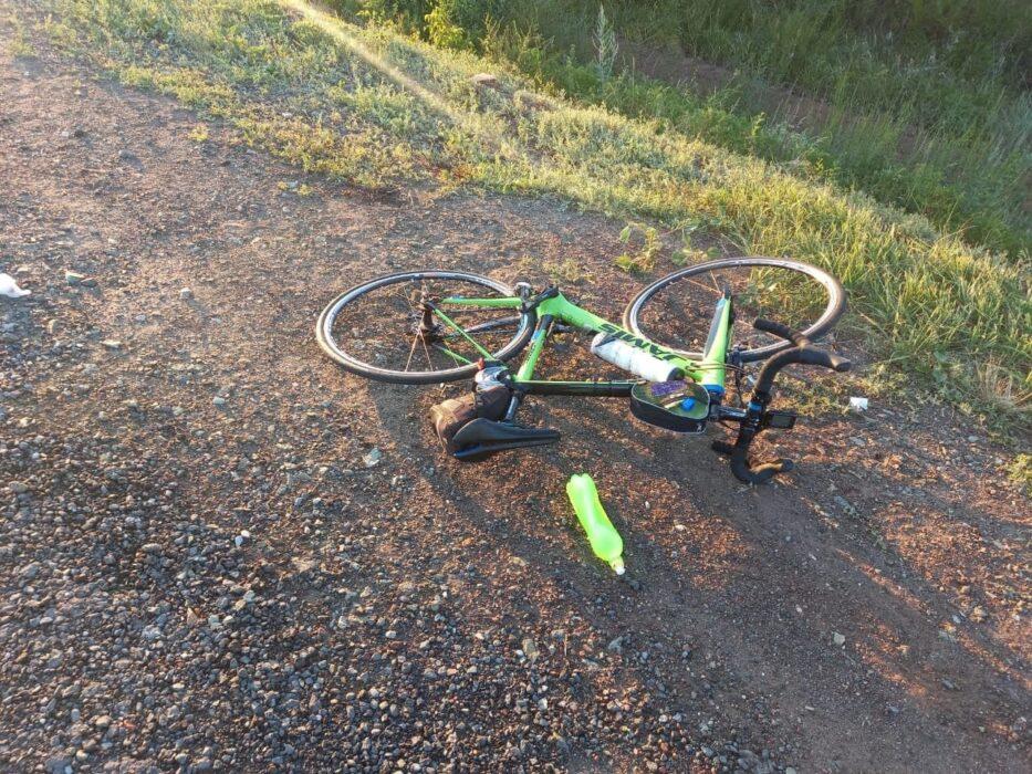 В Саракташе возбуждено уголовное дело в отношении водителя грузовика, сбившего велосипедиста